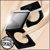 韓國 APIEU 幻想 魔方 網狀 夾心 氣墊 粉霜 (銀邊) 13g 底妝 保濕 方形 氣墊粉餅 甘仔店3C配件