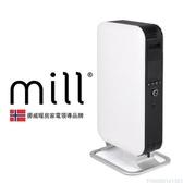 挪威 mill 葉片式電暖器 AB-H1500DN 適用空間6-8坪