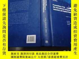 二手書博民逛書店Proceedings罕見of the 8th internat