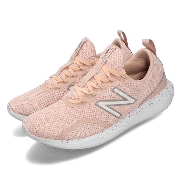 New Balance 慢跑鞋 Coast Ultra v5 寬楦 粉紅 白 女鞋 運動鞋 【ACS】 WCSTLPP5D