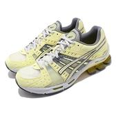 【六折特賣】Asics 慢跑鞋 Gel-Kinsei OG 男鞋 黃 灰 復刻 經典 金星 休閒 AT 【ACS】 1021A286750