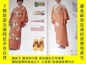 二手書博民逛書店Japanese罕見Kimono Hairstyle and how to wears book from jap