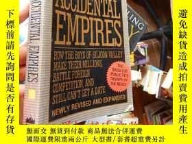 二手書博民逛書店Accidental罕見Empires( 英文原版 )Y1647