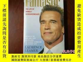 二手書博民逛書店精裝護封,罕見Fantastic: The Life Of Arnold Schwarznegger,著名演員施瓦