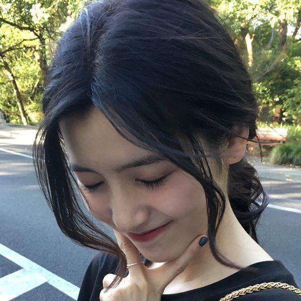 假瀏海(真髮)-自然無痕隱形修臉女假髮(單片)3色73uh87【時尚巴黎】