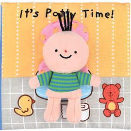 It's Potty Time 便便時間到囉!