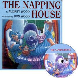 『輕鬆聽出英語力--第17週』『童書久久書單』『英語好感度: 2-3歲』- NAPPING HOUSE / 書+CD
