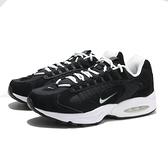 NIKE 慢跑鞋 AIR MAX TRIAX LE 黑 氣墊 男(布魯克林) CT0171-002