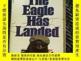 二手書博民逛書店The罕見Eagle Has Landed---[ID:3015