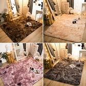 地毯臥室網紅地墊客廳滿鋪可愛北歐風格地毯長毛絨可水洗