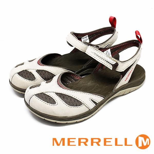 MERRELL SIREN WRAP Q2 水陸兩棲涼鞋 白 ML37484 女鞋
