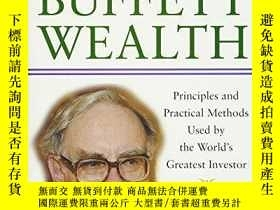二手書博民逛書店Warren罕見Buffett WealthY256260 Robert P. Miles Wiley 出版