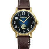 Timberland 踢不爛 時尚手錶 (TBL.15485JSK/03) 金框