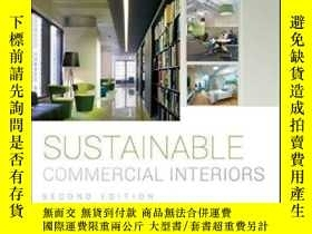 二手書博民逛書店Sustainable罕見Commercial InteriorsY307751 Penny Bonda; K