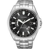 【公司貨5年延長保固】CITIZEN 星辰 Eco-Drive 紳士質感電波光動能腕錶 CB0180-88E 熱賣中!