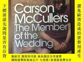 二手書博民逛書店【英文原版】The罕見Member of the Wedding