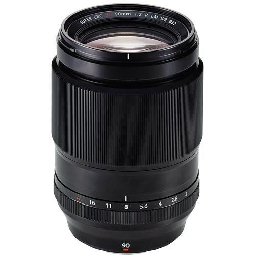 6期零利率 FUJIFILM XF 90mm F2 R LM WR 大光圈定焦鏡頭 恆昶公司貨