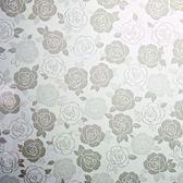 韓國優質素面蕾絲窗貼100x200cm LSP14B