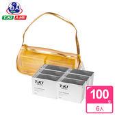 T.KI蜂膠美顏皂100g (6件組) 送金蔥袋