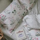 天絲 床包被套組(舖棉被套) 雙人【陌上】 涼感 親膚 100%tencel 萊賽爾纖維 翔仔居家