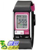 [美國直購] 手錶 Casio Kids LDF-52-1ADR Poptone Digital Display Quartz Black Watch