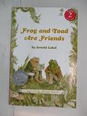 【書寶二手書T9/原文小說_KW3】Frog and Toad Are Friends_Lobel, Arnold