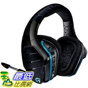 [美國代購整新品] Logitech G933 耳機 (981-000585) Artemis Spectrum 7.1 Surround Gaming Headset