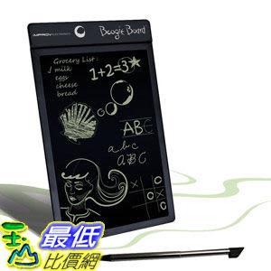 [美國直購 ShopUSA] LCD 8.5 吋 電子塗鴉版 Boogie Board★黑色