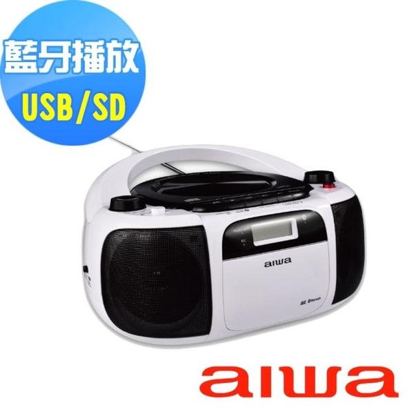 AIWA 愛華 CD藍牙手提音響 CR-BUE40