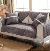 沙發套 定做棉沙發四季通用布式全棉沙發套代防滑【快速出貨八折搶購】