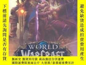 二手書博民逛書店魔獸世界罕見World of warcraft:Before t