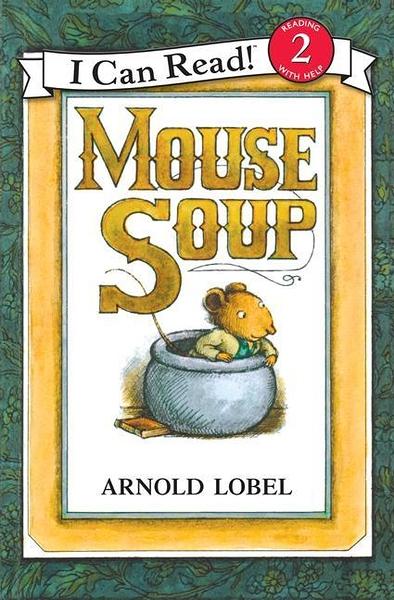 (二手書)An I Can Read Book Level 2: Mouse Soup with C