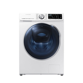 【SAMSUNG三星】10公斤變頻AddWash潔徑門洗脫烘滾筒洗衣機WD10N64FR2W/TW
