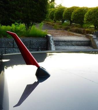 Fiesta Golf Escape polo outlander Mitsubishi三菱奧蘭多鯊魚天線短天線可參考改裝天線