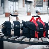 佳能相機包單反微單便攜可愛單肩男女攝影包70D80D200D800D6D5D2 (橙子精品)