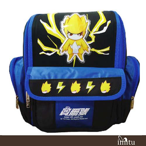 imitu 【賽爾號】EVA 護脊書背包(SE-4503)