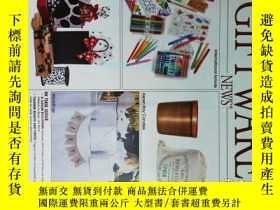 二手書博民逛書店Giftware罕見News Magazine 2016 03-
