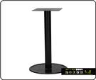 {{ 海中天休閒傢俱廣場 }} C-99 摩登時尚 餐桌腳系列 483-01 加重型餐桌腳/烤黑腳