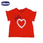 chicco-野餐-短袖上衣