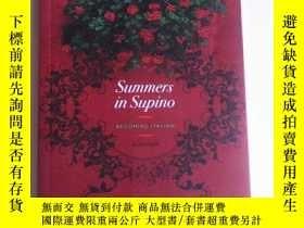 二手書博民逛書店Summers罕見in Supino: Becoming Ita