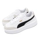 Puma 休閒鞋 Oslo Maja Archive Wns 白 黑 厚底 女鞋 小白鞋 【ACS】 37505701
