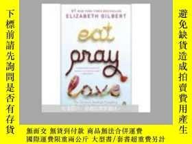 二手書博民逛書店Eat,罕見Pray, LoveY184422 Elizabet