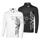快速出貨高爾夫男士长袖polo衫2021秋新款GOLF球服装速干透气排汗男