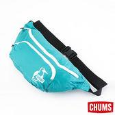 CHUMS 可收納腰包-藍綠 【GO WILD】