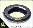 ES數位館 專業級 Contax G 鏡頭轉 Canon EOS M 機身 專用  機身鏡頭 轉接環 KW87