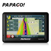 PAPAGO WayGO 500 【送沙包座】WAYGO500 五吋藍牙聲控衛星導航機 (具重機模式)
