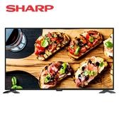[SHARP 夏普]40吋 FHD 智慧連網液晶顯示器 2T-C40AE1T【加贈 東元14吋DC風扇XA1405BRD】