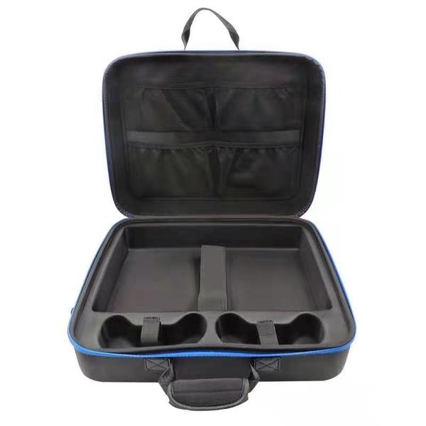 【玩樂小熊】PS5專用 iPLAY EVA收納硬殼防撞箱 外出便携單肩收納包 主機包 手提旅行包