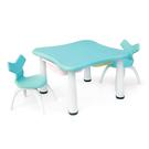 寶貝家嚴選 兒童學習/遊戲桌椅組~耐用易清潔桌椅(BJFU12BTC)