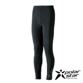 Polarstar 台灣製造 中性保暖長褲(內穿)『黑』P17435 排汗│MIT│透氣│保暖│抗靜電